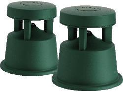BOSE Freespace 51 1 Paar Outdoor Lautsprecher (Stereo Front-Lautsprecher, Grün)