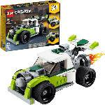 MediaMarkt LEGO 31103 Raketen-Truck Bausatz, Mehrfarbig