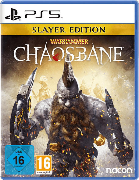 EKO SOFTWARE Warhammer: Chaosbane - Slayer Edition