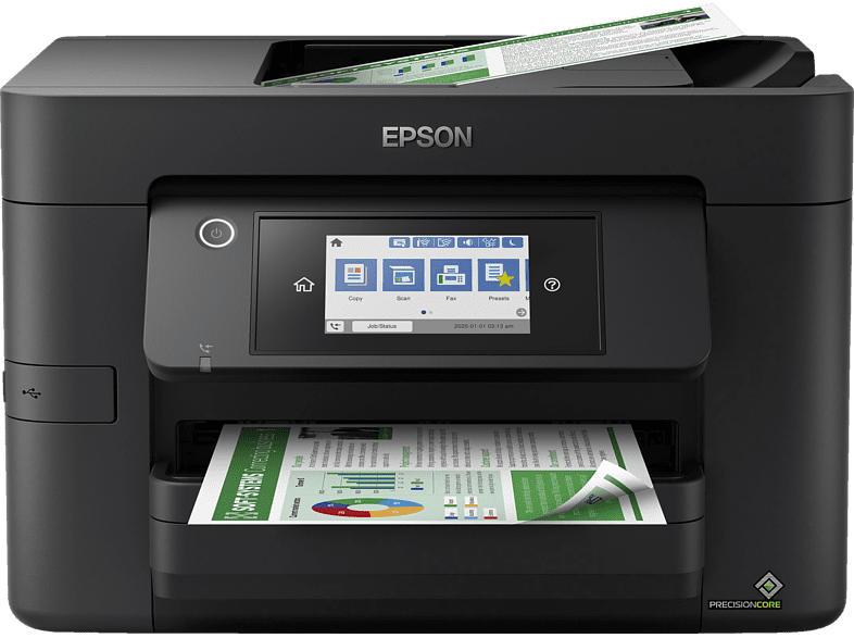 EPSON WorkForce Pro WF-4825DWF Tintenstrahl Multifunktionsdrucker WLAN Netzwerkfähig