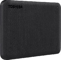 TOSHIBA Canvio Advance, 2 TB HDD, 2.5 Zoll, extern
