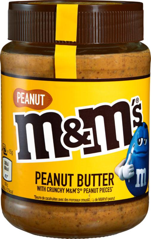 M&M's Erdnussbutter, 320 g