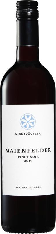 Maienfelder Pinot Noir AOC Graubünden , 2019, Grigioni, Svizzera, 75 cl
