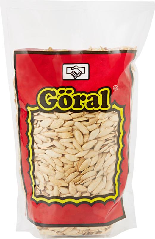 Graines de courge Göral, grillées, 700 g