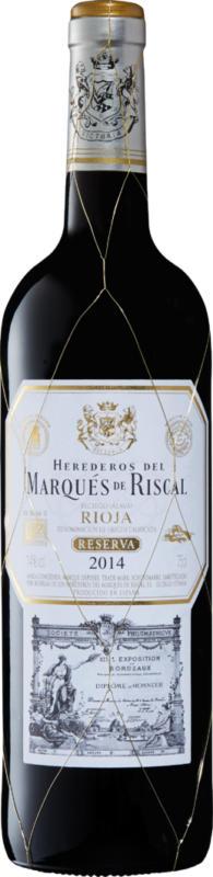 Marqués de Riscal Reserva DOCa Rioja, 2016, Rioja, Spanien, 75 cl