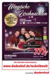 dodenhof Magische Weihnachten mit dodenhof - bis 24.12.2020