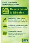 Pflanzen-Kölle Gartencenter Reservieren & Abholen - bis 24.12.2020