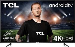 TCL 75 P 618 LED TV (Flat, 75 Zoll/189 cm, UHD 4K, SMART TV, AndroidTV 9.0)
