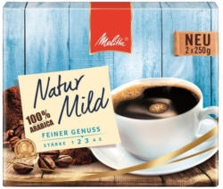 MELITTA NATURMILD 2x250 G