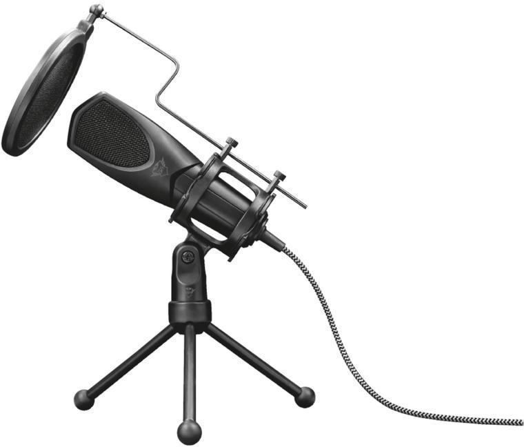 Trust GXT 232 Mantis Desktop Microphone