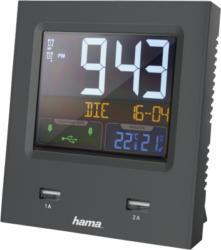 Hama 186381 FUNKW. DUAL-USB MIT LADEFUNKT.