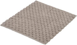 Badteppich 50/60 cm Taupe