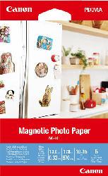 Magnetisches Fotopapier MG-101 10x15cm, 670g/m², 5 Blatt (3634C002)