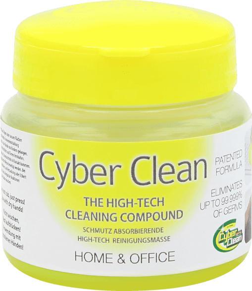 CYBERCLEAN Office Reinigungsmasse, Gelb