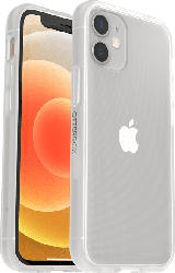 OTTERBOX React + Trusted Glass  , Backcover, Apple, iPhone 12 Mini, Polycarbonat, Kunststoff, Transparent