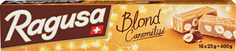 Camille Bloch Ragusa Cadeau, Blond, 400 g