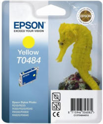 Epson Ink yell. T0484