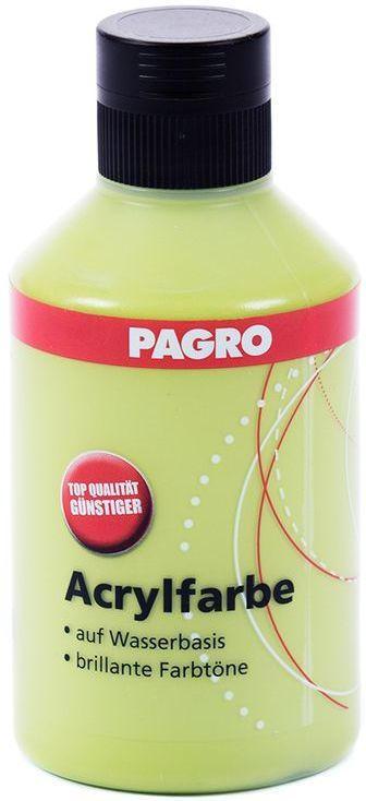 PAGRO Acryl-Farbe 250 ml blattgrün