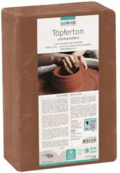 GLOREX Töpferton 5 kg terracotta