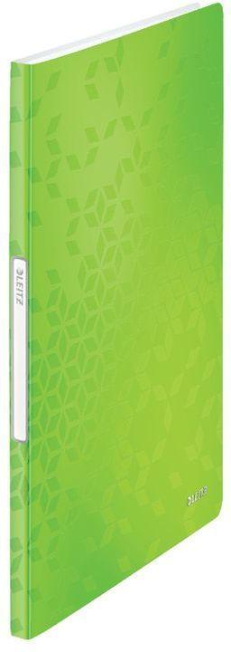 """LEITZ Sichtbuch """"WOW"""" mit 20 Hüllen A4 grün"""