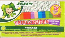 JOLLY Schultafelkreide 12 Farben