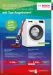 Bosch BOSCH Hausgeräte Flugblatt: Bis zu -25% - bis 31.01.2021