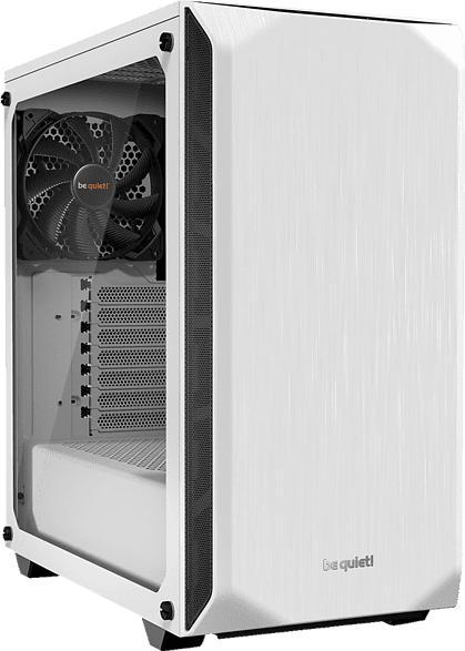 BE QUIET PURE BASE 500 PC Gehäuse, Weiß
