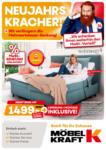 Möbel Kraft Neujahrskracher bei Möbel Kraft - bis 02.02.2021
