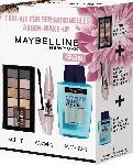 dm-drogerie markt Maybelline New York Vorteilsset Bestseller Lash Sensational + the Nudes + Augenmakeup Entferner