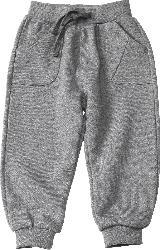 ALANA Kinder Hose, Gr. 98, in Bio-Baumwolle, grau