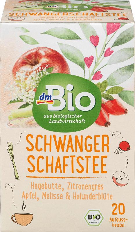 dmBio Schwangerschaftstee (20 x 1,5 g)