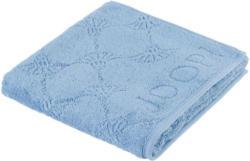 Handtuch 50/100 cm Blau