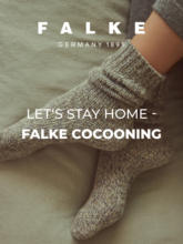 LET'S STAY HOME - FALKE COCOONING
