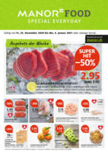 Manor Food Angebot