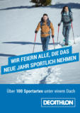 Winterwandern mit Decathlon