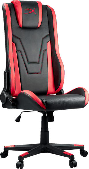 HYPERX LICENSE HX-367503 Gaming Stuhl, Schwarz/Rot