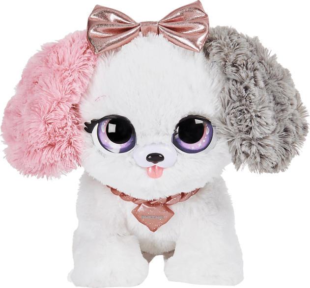 SPIN MASTER GFT Present Pets - Fancy Plüschwelpe, Farbauswahl nicht möglich