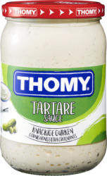 Sauce Tartare XL Thomy, aux cornichons extra-croquants, 540 ml