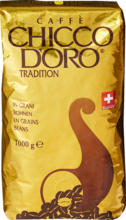 Café Tradition Chicco d'Oro, en grains, 1 kg