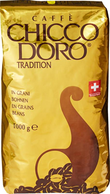 Caffè Tradition Chicco d'Oro, in grani, 1 kg