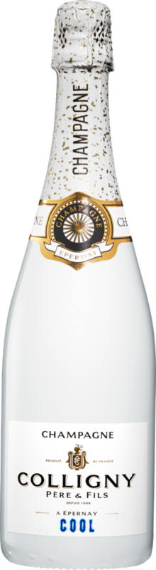 Colligny Cool dry sec Champagne AOC, Champagne, Francia, 75 cl