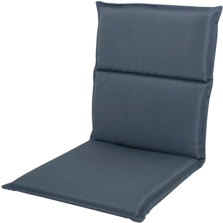 Sitzauflage Niederlehner 100x48x4 cm, anthrazit
