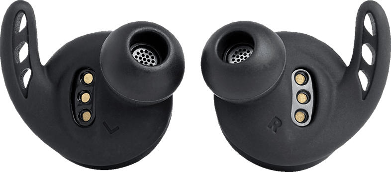 JBL UA Flash, In-ear True-Wireless Kopfhörer Bluetooth Schwarz
