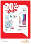 DROPA Drogerie Apotheke Zofingen 20% Rabatt - au 24.01.2021