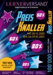 Lehner Versand Preisknaller - au 18.01.2021