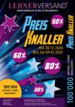 Lehner Versand Preisknaller - al 18.01.2021
