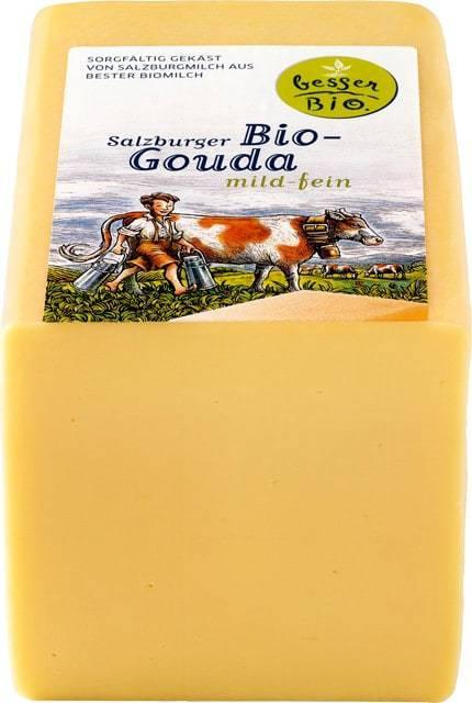 Salzburger Bio-Gouda