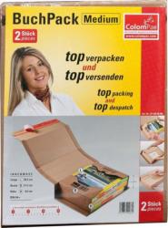 COLOMPAC Versandboxen 30,2 x 21,5 x 8 cm 2 Stück