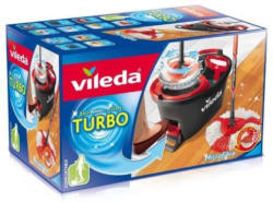 """VILEDA Easy Wring """"Turbo"""" rot"""