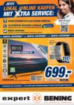 Bening GmbH & Co. KG Angebote vom 02.01.-08.01.2021 - bis 08.01.2021